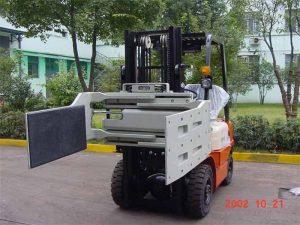 الصين رافعة هيدروليكية كفاءة مرفقات شاحنة متعددة الأغراض المشبك