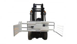 كفاءة الهيدروليكي الدائر بالة المشبك لشاحنة شوكية