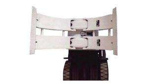 معدات مناولة المواد 2ton TB سلسلة لفة البليت شاحنة دليل البليت المعبئ ورقة لفة مجلد المشبك