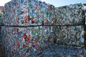 التعبئة النفايات